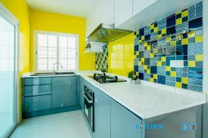 kitchen l shape