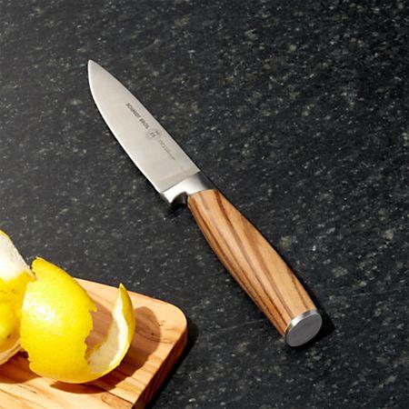 มีดปอก paring knife