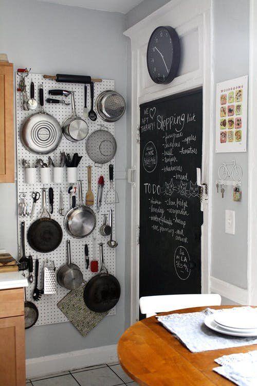 ไอเดียการจัดเก็บของสำหรับครัวขนาดเล็ก ครัวคอนโด,ตกแต่งห้องครัว