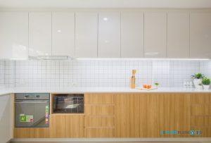 Modern Kitchen ชุดครัวโมเดิร์นในสไตล์ Minimal, ชุดครัวสไตล์มินิมอล