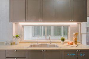 โทนสีพ่น TOA, Kitchen Classic Design ชุดครัวบิ้วอินสไตล์คลาสสิก