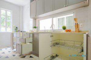 Kitchen Classic Design ชุดครัวบิ้วอินสไตล์คลาสสิก