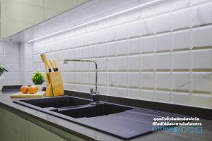 อ่างล้างจาน, Premium Hi-Gross Kitchen : ชุดครัวไฮกรอส เงาวับ สไตล์โมเดิร์น