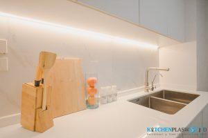 ไฟ LED ใต้ตู้ลอย, ชุดตะแกรงภายในชุดครัวของ Kitchen Form