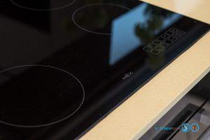 ชุดครัวบิ้วอินสุดเรียบหรู C Shape Luxury, เตาไฟฟ้าเซรามิก MEX