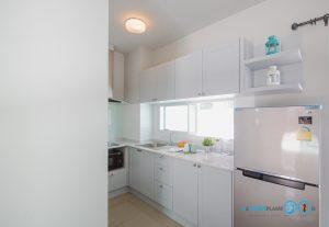 Mini Kitchen L Shape : ชุดครัวไซส์เล็ก เข้ามุมสุดเนี๊ยบ, ชุดครัววีว่าบอร์ด