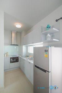 Mini Kitchen L Shape : ชุดครัวไซส์เล็ก เข้ามุมสุดเนี๊ยบ, ครัว L Shape ขนาดเล็ก,