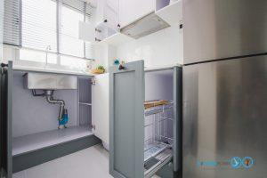 Mini Kitchen : ชุดครัวทูโทนในพื้นที่จำกัด, ชุดตะแกรงอเนกประสงค์,