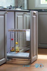 Classic Kitchen ชุดครัวเซาะร่อง สไตล์คลาสสิค, ชุดตะแกรงอเนกประสงค์,