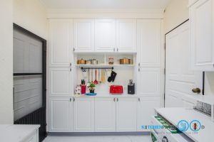English Classic Kitchen, ตู้ Pantry,