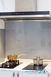 English Classic Kitchen, กระจกกันคราบพ่นสี,