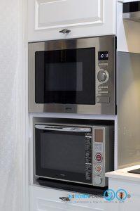 English Classic Kitchen, เครื่องใช้ไฟฟ้า, เตาอบ, ไมโครเวฟ,