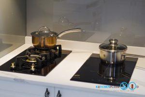 English Classic Kitchen, เตาแก๊ส, เตาไฟฟ้า,