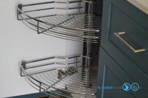 Classic Kitchen ชุดครัวฝรั่งหรูหรา ในสไตล์อังกฤษ, ตะแกรงครึ่งวงกลม,