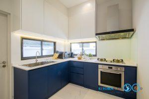 Two Tone Modern Kitchen ชุดครัวสองสี ในสไตล์โมเดิร์น, ชุดครัวตัวแอล, ชุดครัวสวยๆ, ตกแต่งห้องครัว,
