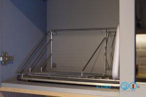 Classic Kitchen 2 Side I Shape เรียบหรูแบบมีสไตล์, ชุดตะแกรงอเนกประสงค์, อุปกรณ์ฟิตติ้ง, ชุดตะแกรงคว่ำจาน,