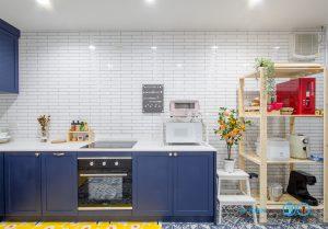 ชุดครัวสายหวาน, Sweet Kitchen Design, ชุดครัวบิ้วอิน,