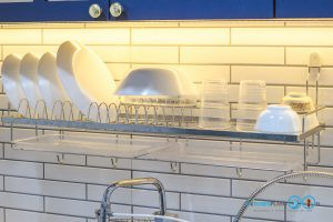 ชุดครัวสายหวาน, Sweet Kitchen Design, อุปกรณ์ฟิตติ้ง, ชุดตะแกรง, ชุดตะแกรงคว่ำจาน,