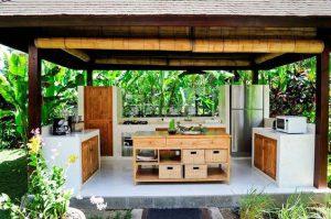 6 ไอเดีย ทำครัวโครงปูนเชยๆ ให้สวยเท่ทันสมัย, ชุดครัวปูน, โครงสร้างปูน, ครัวปูน, ครัวไทย, ครัวนอกบ้าน,