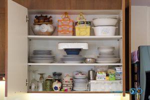 ชุดครัว Modern Kitchen ลายไม้ Tintore Walnut, ครัวลายไม้, โต๊ะไอแลนด์, ชุดครัวสไตล์โมเดิร์น, ชุดครัวขนาดกลาง, ช่องภายในตู้ครัว,