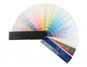 การเลือกเฉดสีที่ใช้พ่นเฟอร์นิเจอร์, เฉดสีเฟอร์นิเจอร์, โทนสี, ชุดสี, สีพ่นเฟอร์นิเจอร์, พัดสี,