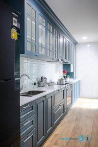 English Classic Kitchen, ชุดครัวสไตล์อังกฤษหรู, I Shape, Colter Bay Tone,