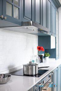 English Classic Kitchen, ชุดครัวสไตล์อังกฤษหรู, I Shape, Colter Bay Tone, ท็อปหินควอทซ์,